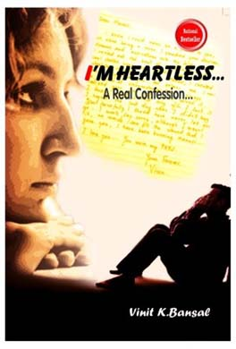 I Am Heartless in Best Indian Romance Fiction