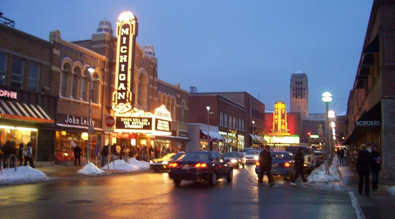 Ann Arbor, Best places to live in the world