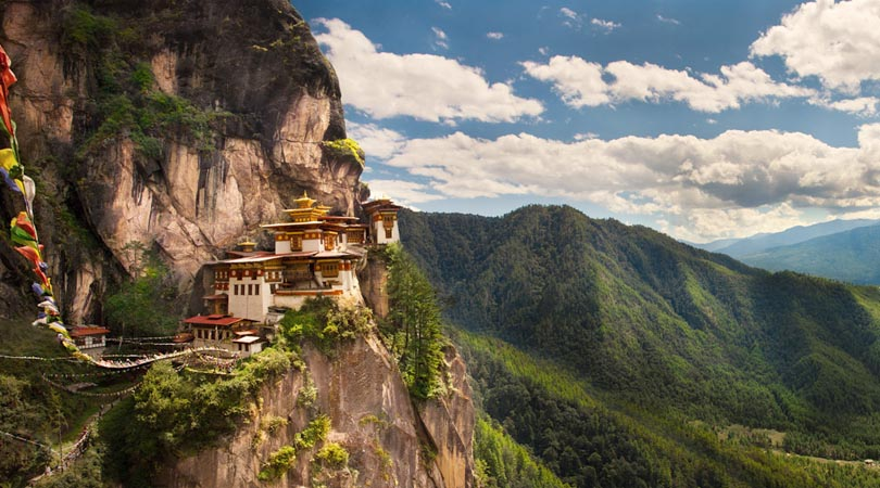 Bhutan, Best places to live in the world