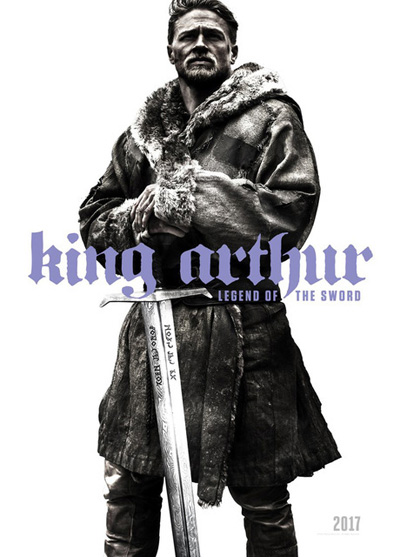 King Arthur: Legend of the Sword, Hollywood movies