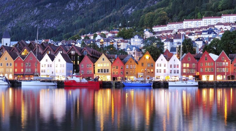 Scandinavia, Best places to live in the world