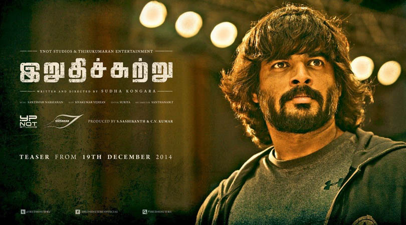 Irudhi Suttru, Top-rated movies of 2016
