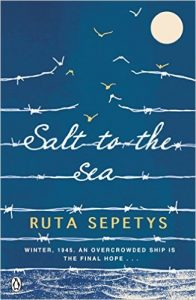 Salts to the Sea by Ruta Sepetys